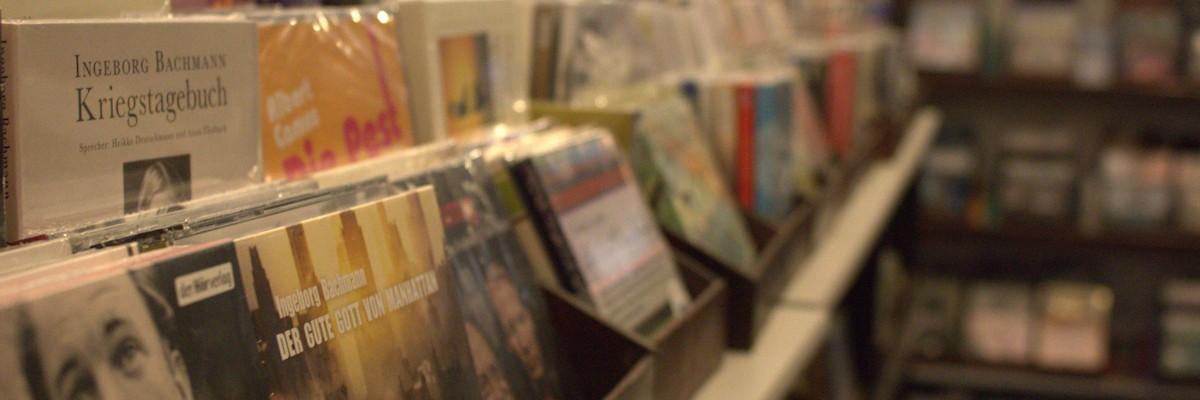 Permalink auf:10.000 Hörbücher und Hörspiele im Regal