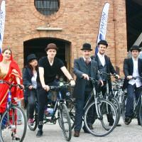 Litera Magica Radtour 80 Tage um die Welt - 1